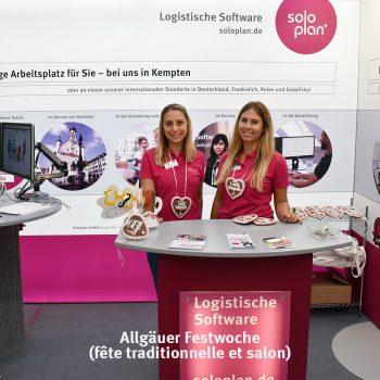Soloplan Allgäuer Festwoche Emplois