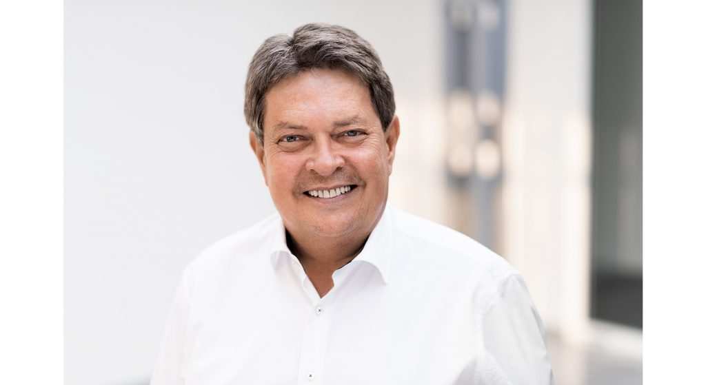 Wolfgang Heidl, CEO