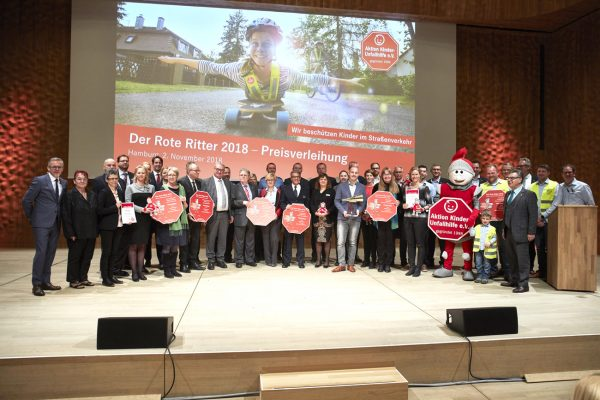 Soloplan Aktion Kinder-Unfallhilfe roter Ritter