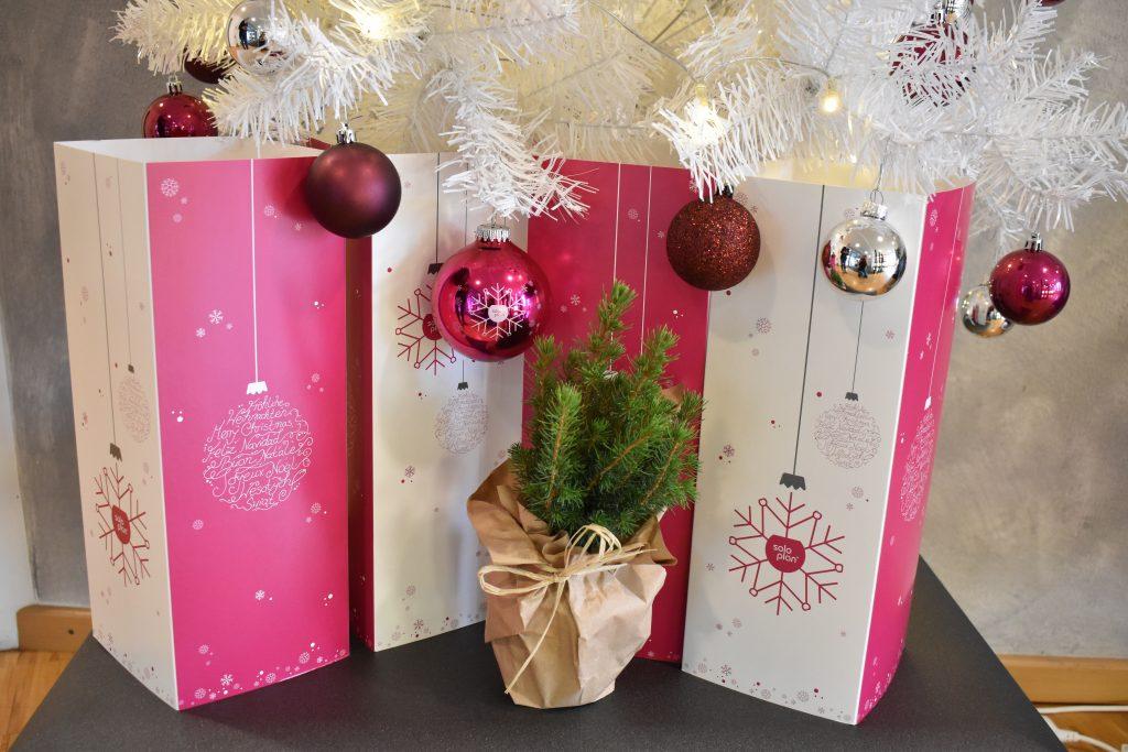 Soloplan christmas present