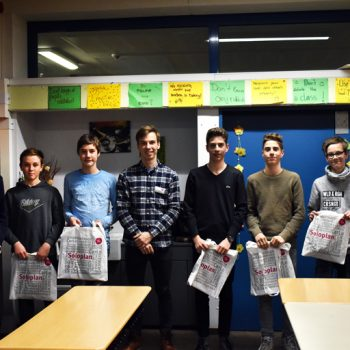 soirée d'information professionnelle à Städtische Realschule Kempten