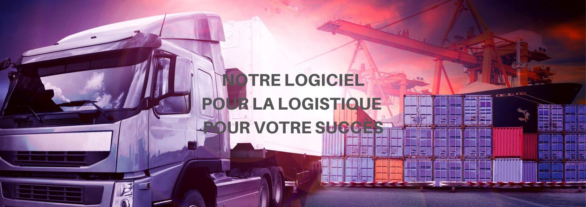 Logiciel pour la logistique