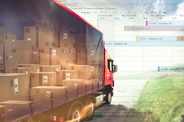 Logiciel pour la logistique, Corona